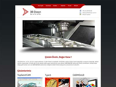3B Dizayn Ltd.