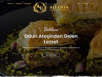 Ali Usta Baklava